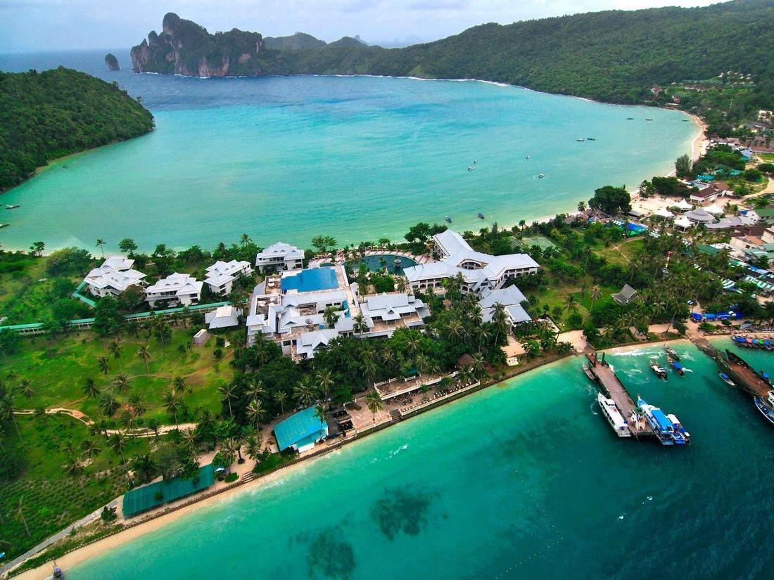 皮皮岛卡巴娜酒店 (phi phi island cabana hotel)