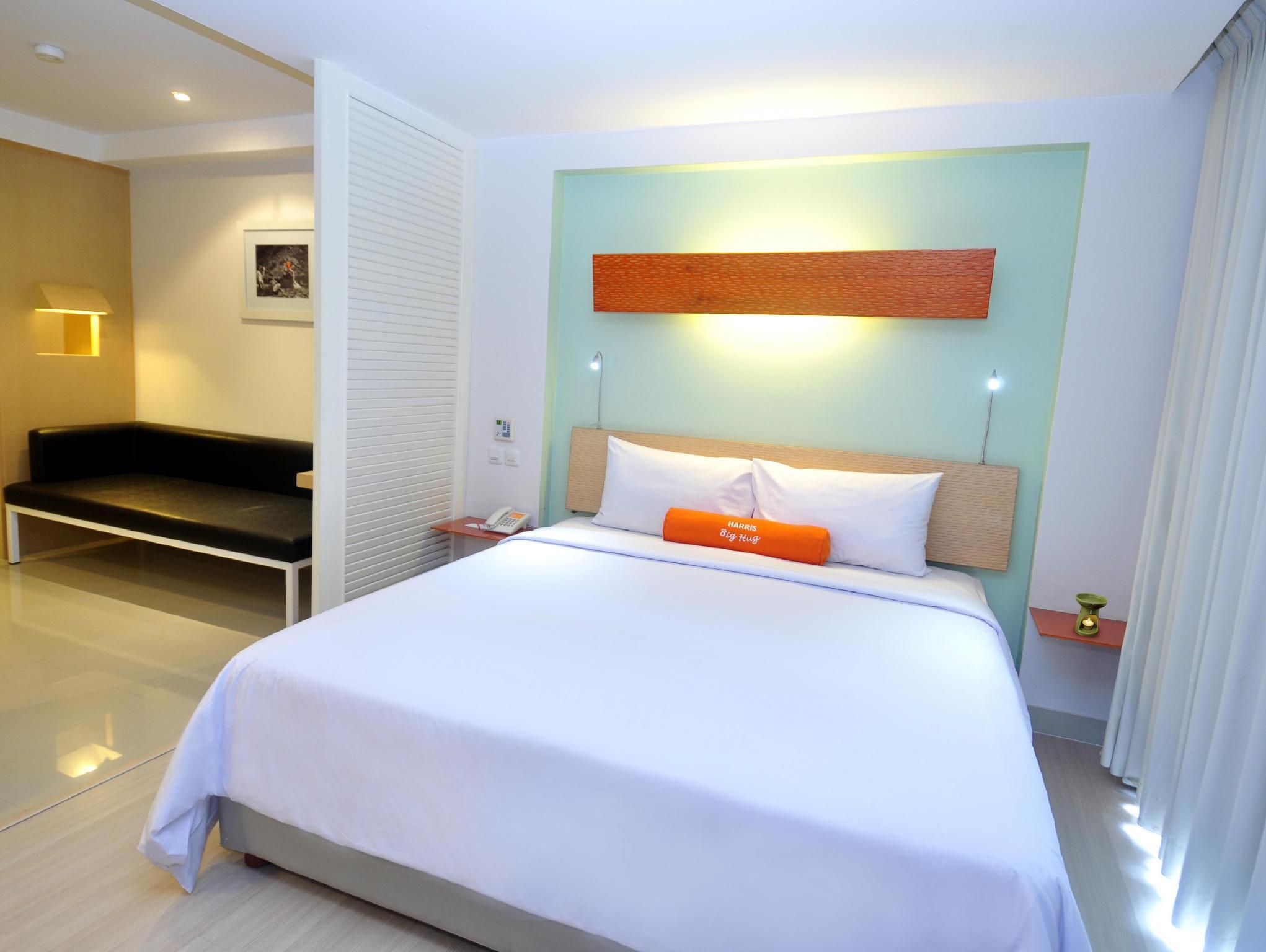 巴厘岛库塔河景哈里斯酒店 (harris hotel &   kuta)