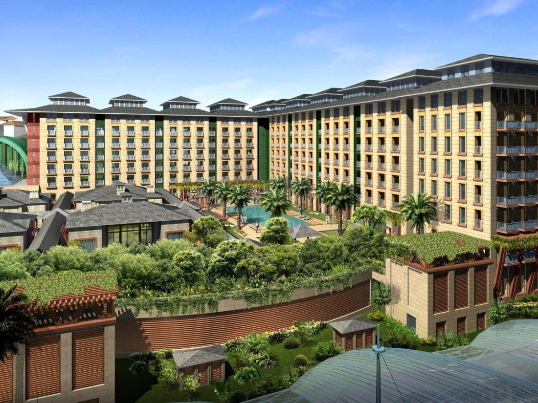 Festive Hotel Singapore Room Rates