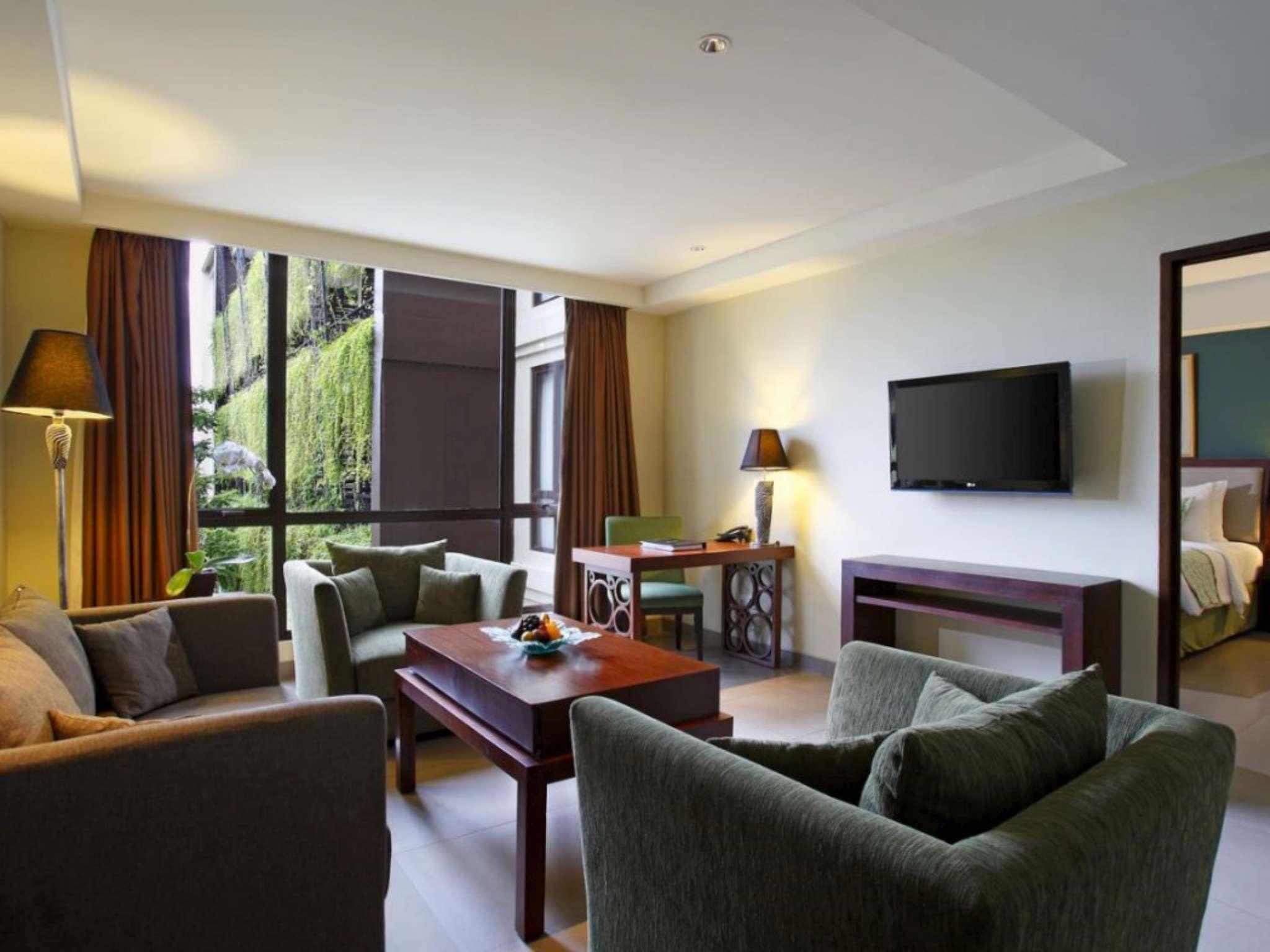 巴厘岛雨林瑞士贝尔酒店