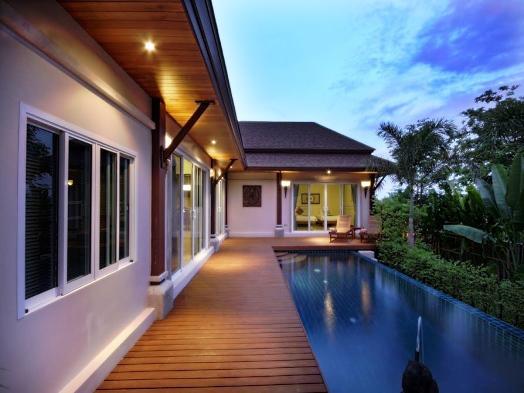 普吉岛现代泰式别墅 (modern thai villa) - agoda 最