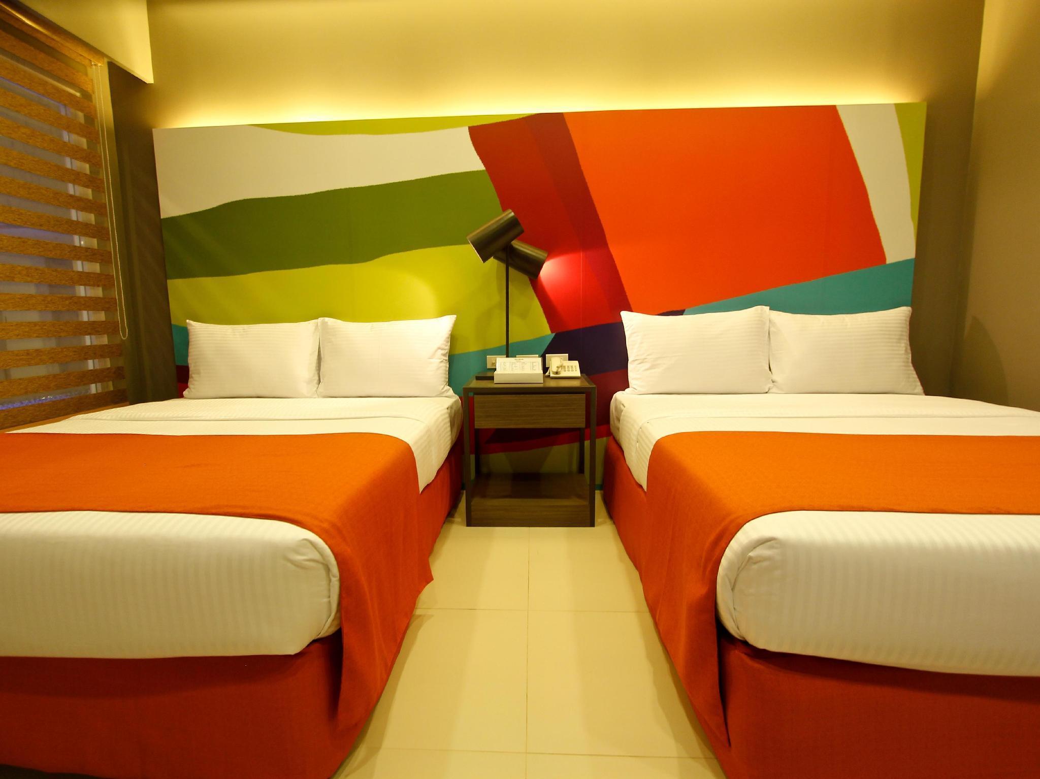 长滩岛上城酒店 (boracay uptown hotel)