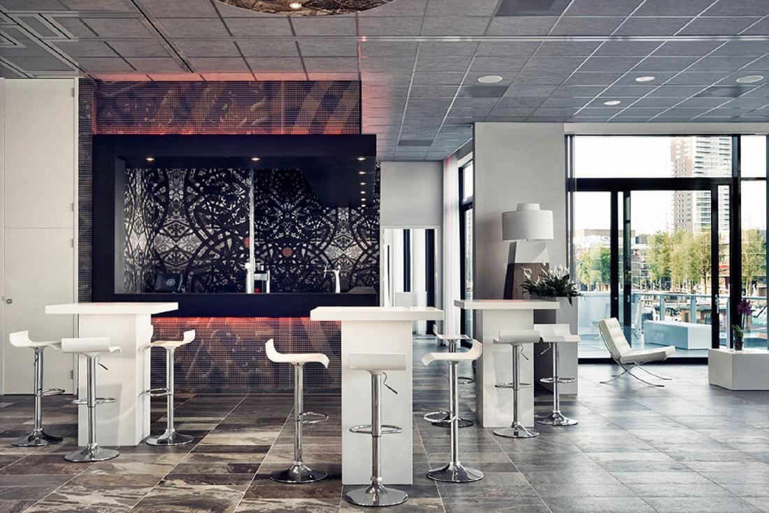 Mainport design hotel rotterdam boek een aanbieding op for Designhotel rotterdam