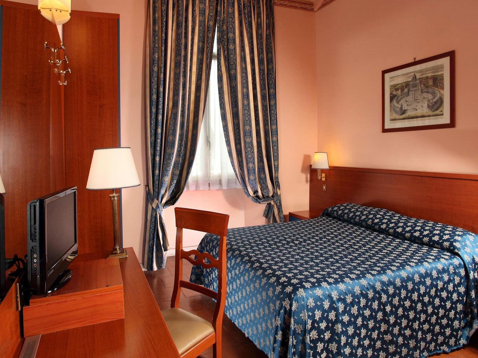 SHG Hotel Portamaggiore Roma Oportunidades de última hora  ~ Quarto Casal Ou Twin Standard