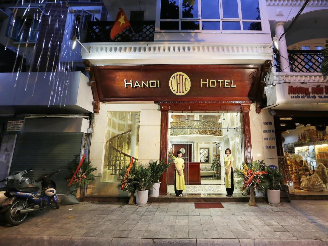 best price on hanoi chic boutique hotel in hanoi reviews