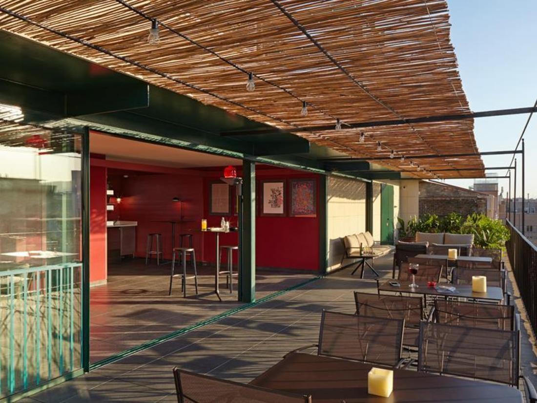 Casa camper barcelona barcelona boek een aanbieding op - Casa camper hotel barcelona ...