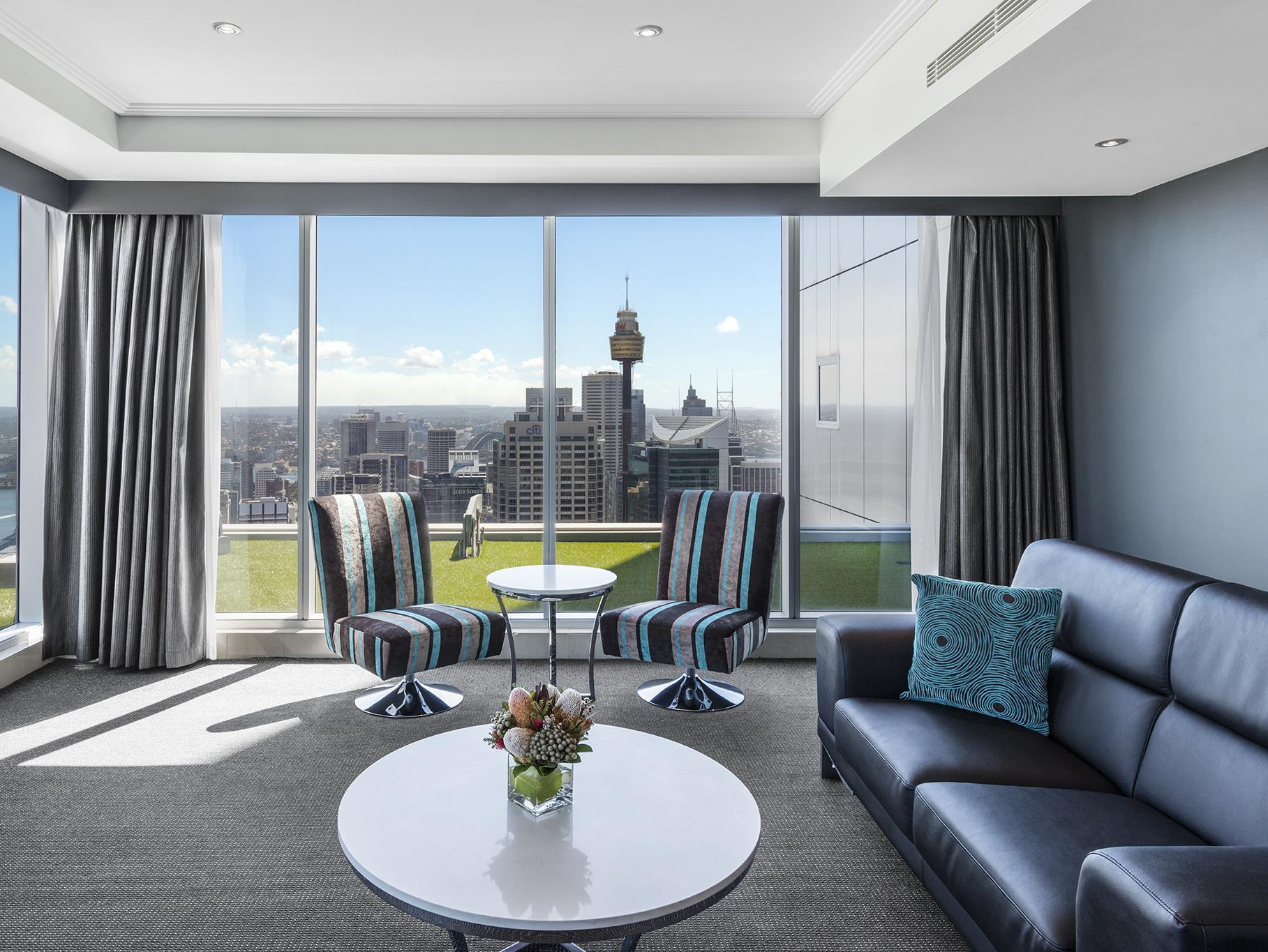 Best Price On Meriton Serviced Apartments World Tower In Sydney Reviews