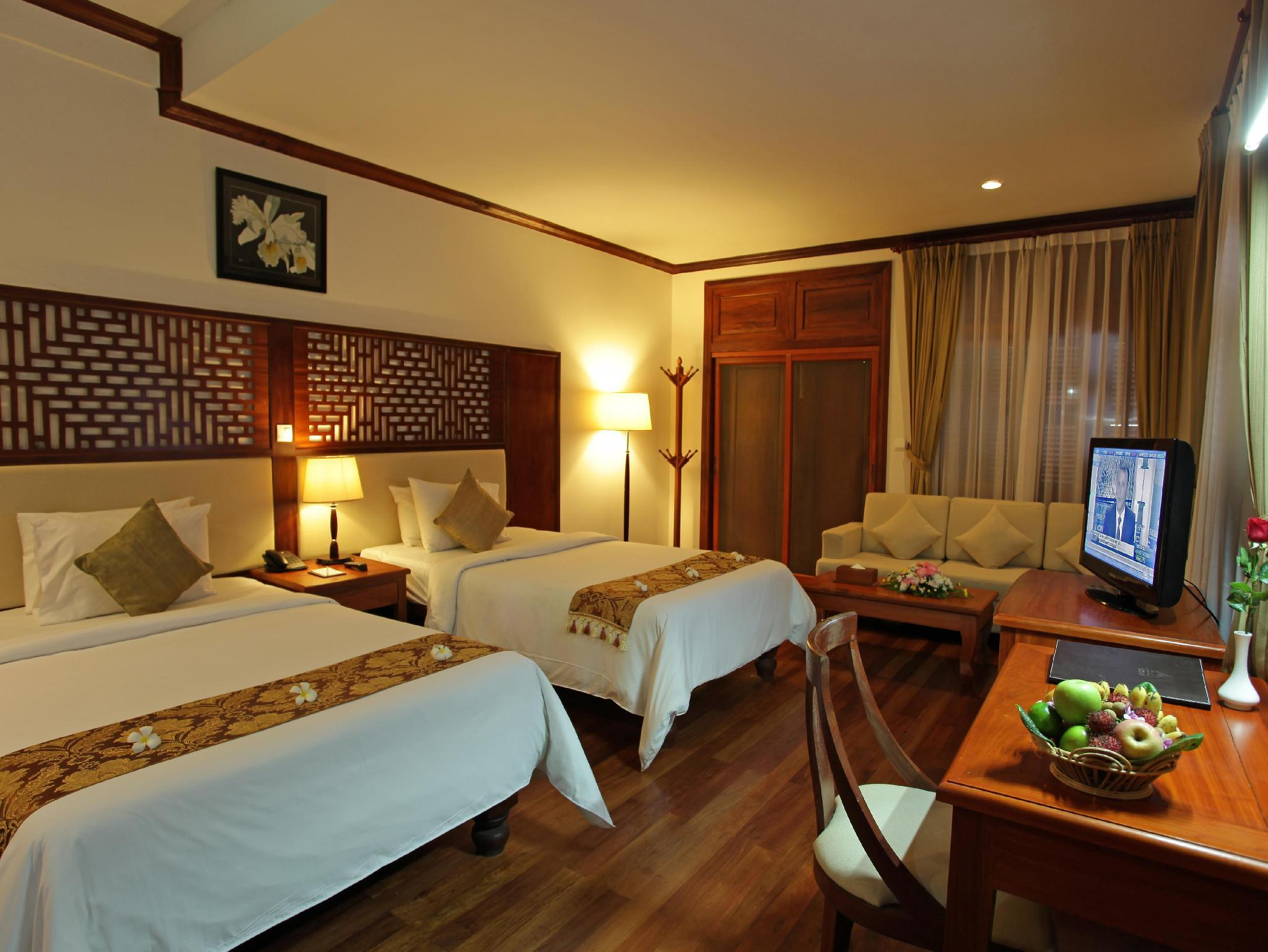 Sokhalay angkor villa resort i siem reap til bedste pris garanti ...