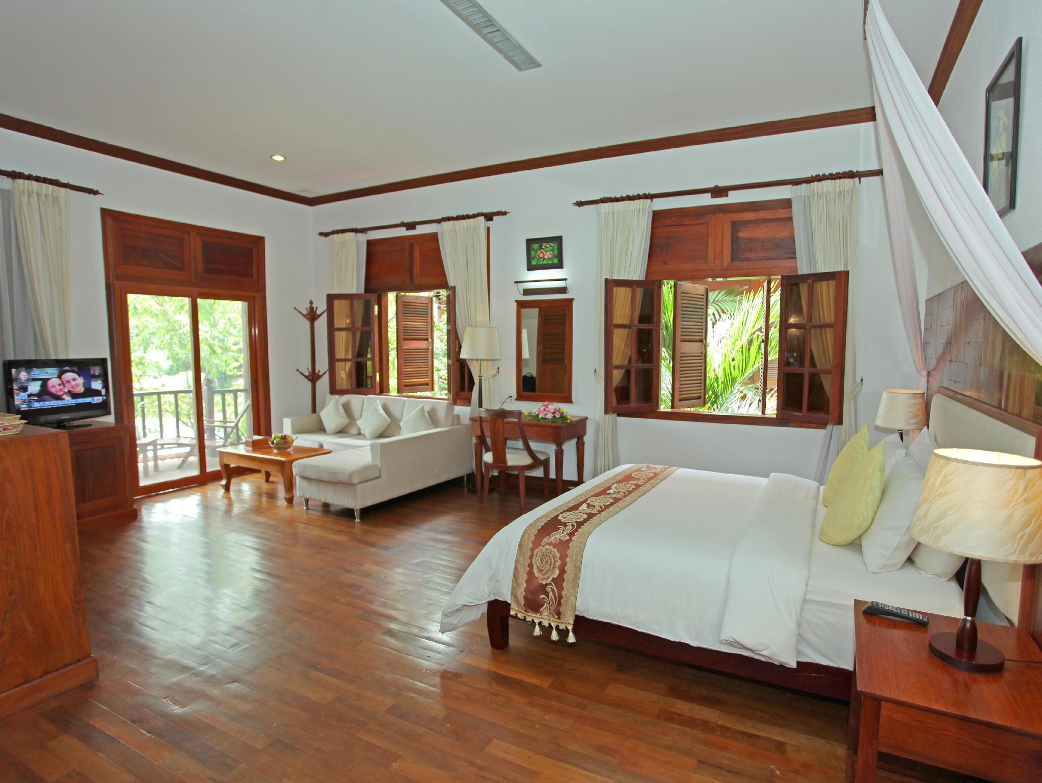 Sokhalay Angkor Villa Resort i Siem Reap til Bedste Pris-garanti ...