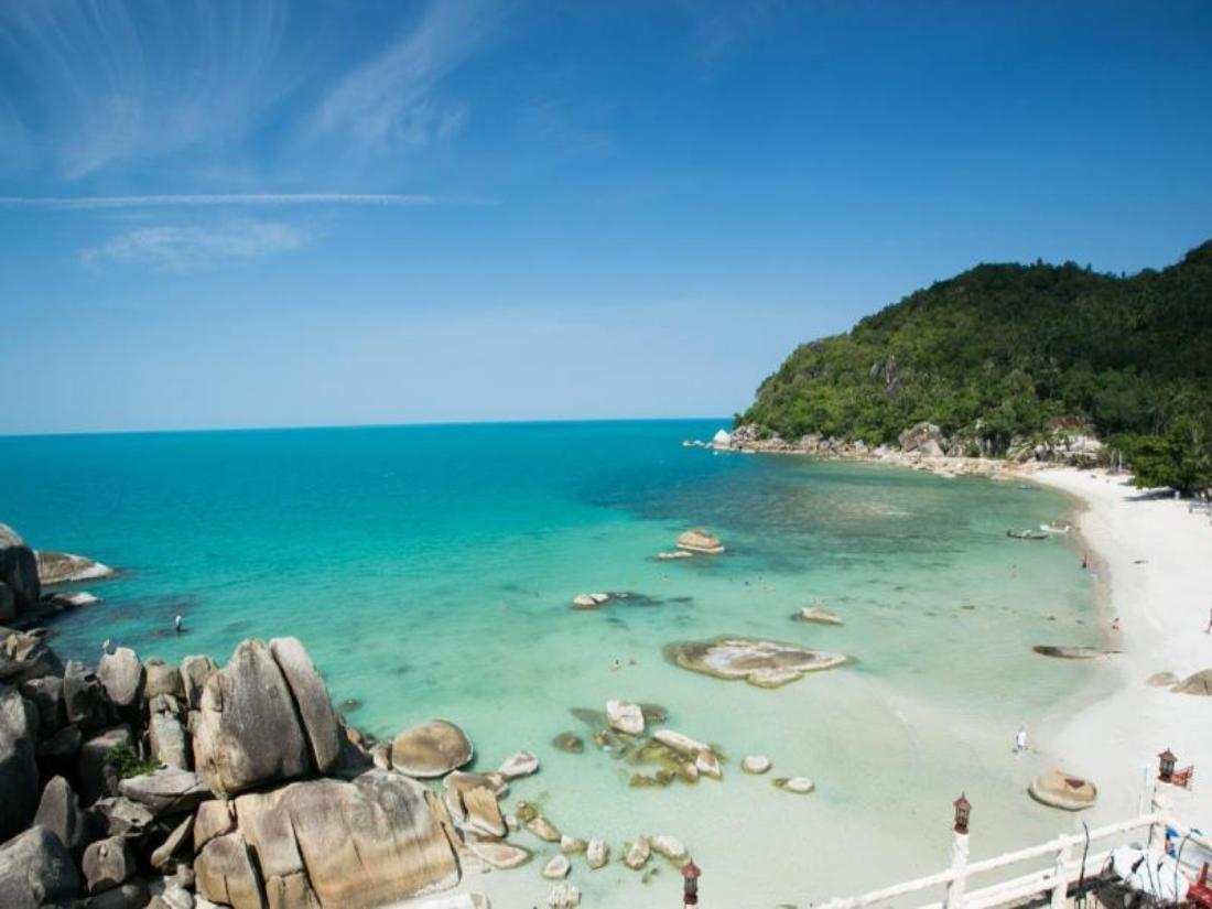 Crystal Bay Beach Resort Koh Samui Offres Sp 233 Ciales Pour