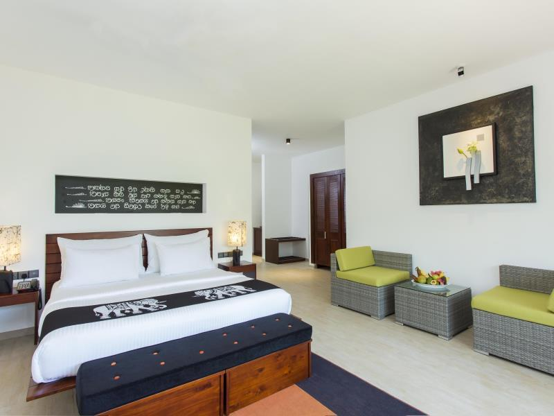 Aliya resort and spa sigiriya offres sp ciales pour cet for Chambre yoga