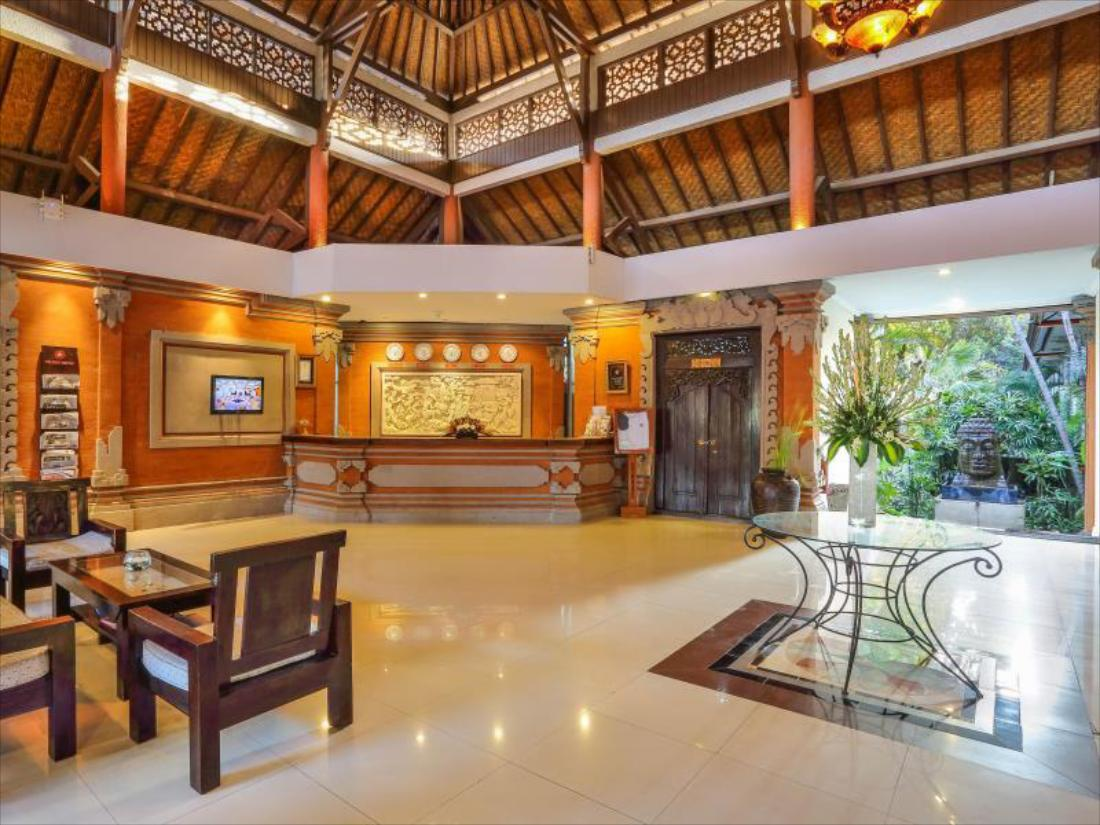 Best price on puri saron seminyak hotel villas in bali for Best hotels in seminyak