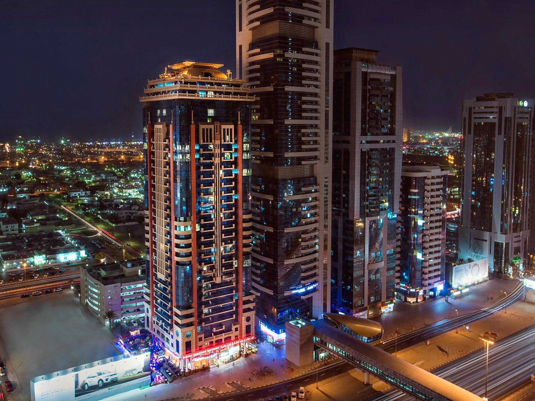 Emirates Grand Hotel Apartments Dubai. Sista minuten-erbjudanden ...