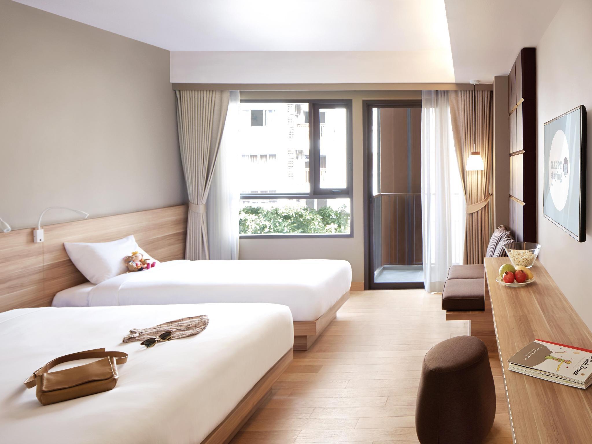 Das happy 3 hotel in bangkok buchen