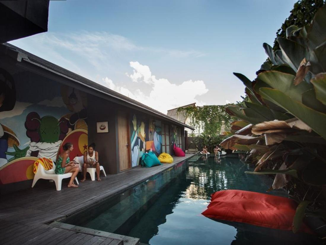 Best Price on M Boutique Hostel in Bali + Reviews