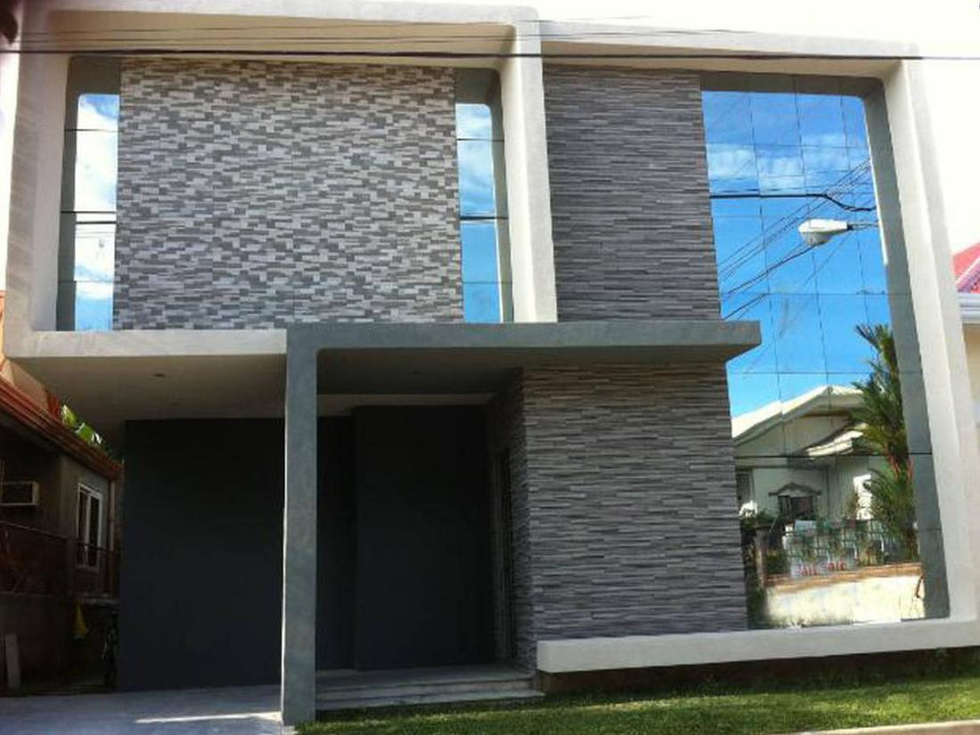 Modern house property qatar for Modern house qatar