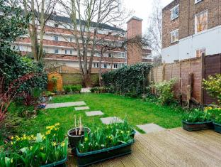 Veeve  Modern Four Bed Family Home With Garden On Kelross Road Highbury