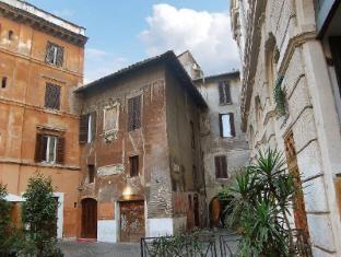 Campo De Fiori Bright 4 Bedroom Apartment