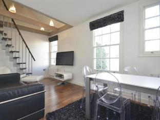 Uber Spacious Bloomsbury Loft Apartment