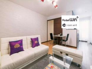 Comfortable 1 Bedroom Apt near Tenjin & Hakata  202