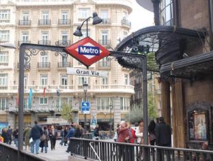 Main Street Madrid Hostel