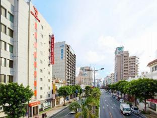 冲绳那霸红色星球酒店