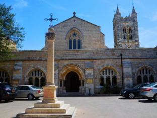 St Georges Cathedral Pilgrim Guesthouse Jerusalem
