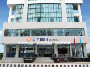 City Hotel And Suites