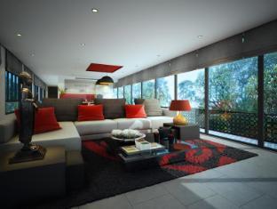 The Pavilions, Suites